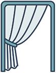 Нестандартные шторы